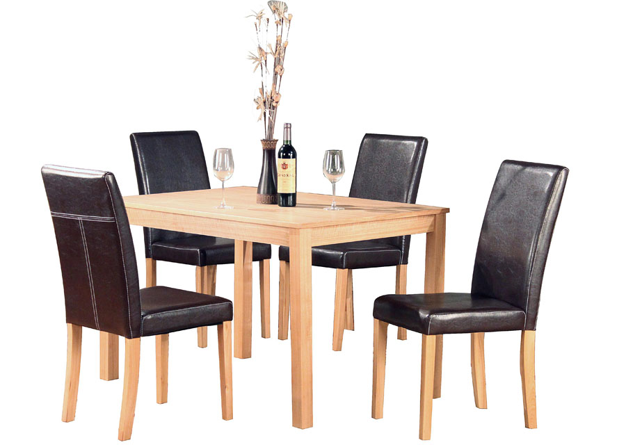 ASHDALE TABLE & 4 CHAIRS