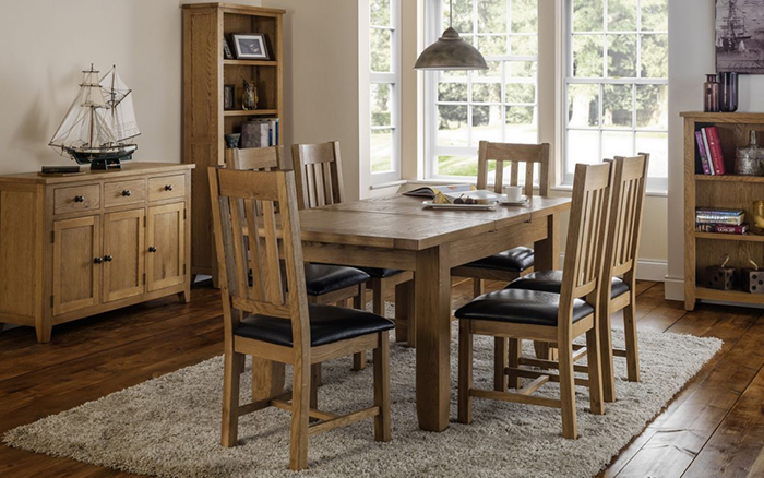 Wooden Dining Room Ranges