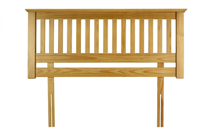 Barcelona Headboard Antique Pine Small