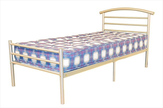 Brenington Silver Bedsteads From