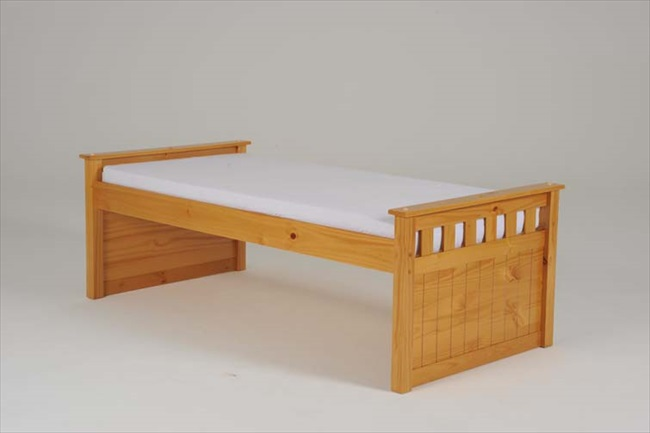Captains Single Bed