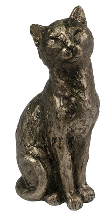 Cast Resin Cat