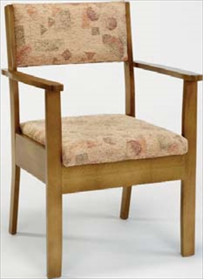 Hadley Cammode chair