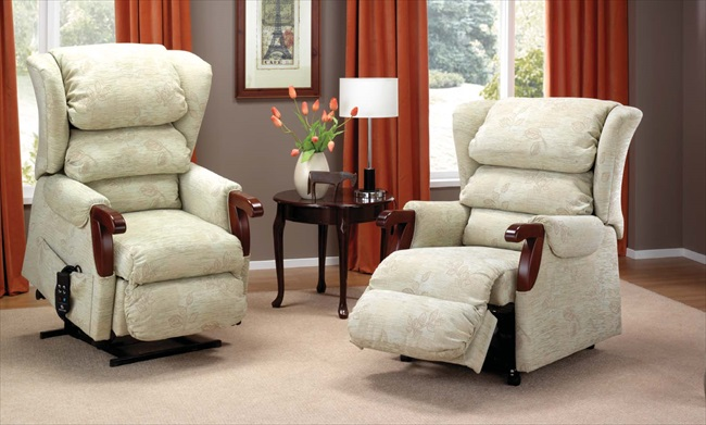 Recliner Chairs fabric