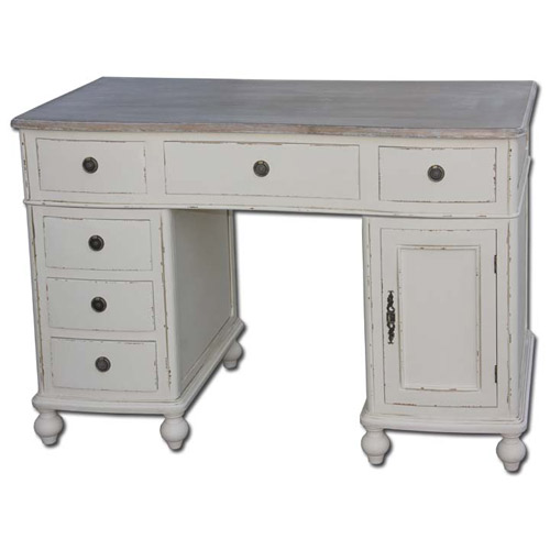 Distressed French Country Range