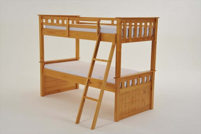 Captains Pine Bunk Bed
