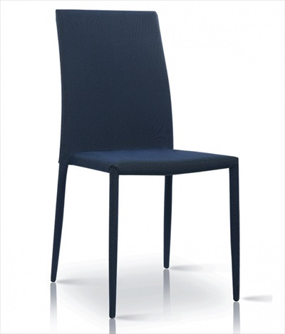 Chatham Fabric Metal Chairs With Same Colour Legs
