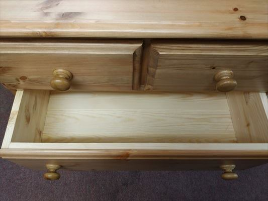Bespoke Pine Chest Of Drawers From