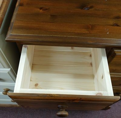 Bespoke Pine Chest Of Drawers From - Click Image to Close