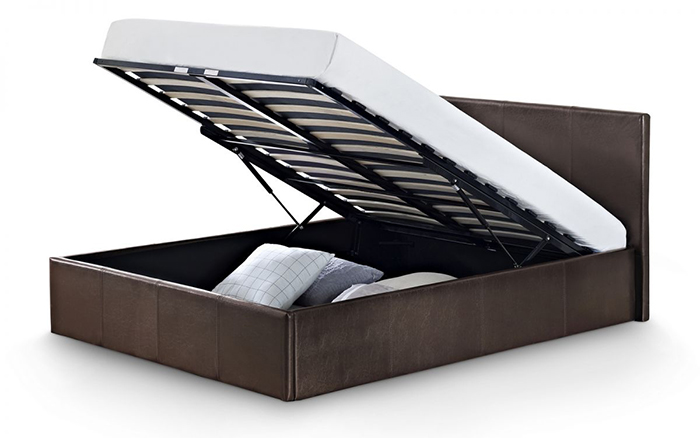 Cosmo Lift-up Storage Bed Double