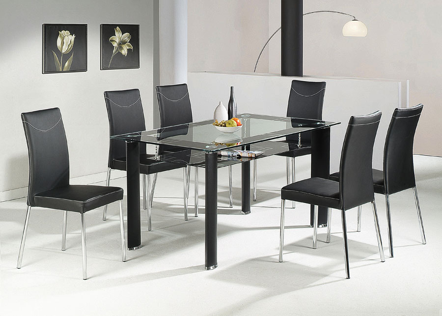 Delano Table & 6 Chairs