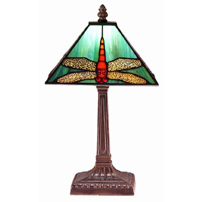 Tiffany Dragonfly Small Table Lamp