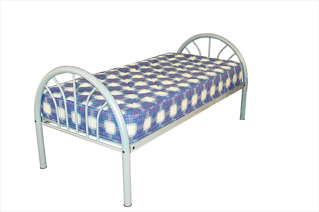 Elegant Black,White or Silver Bedstead