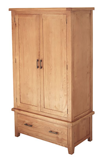 Hampshire Oak Bedroom Range