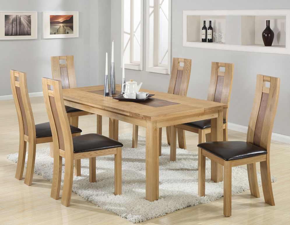 Harvard Table & 6 Chairs
