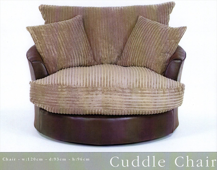 Cuddle Swival Chairs