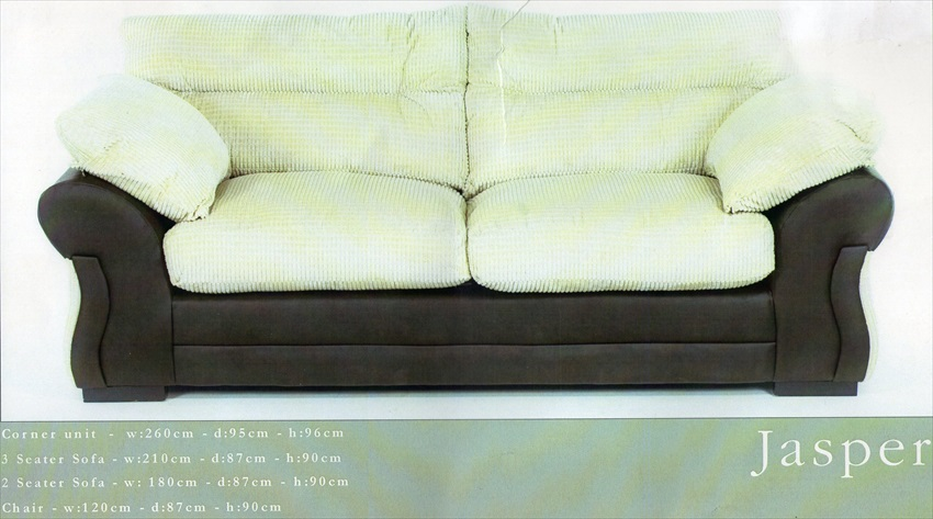 Jasper Range of chairs / sofa's From