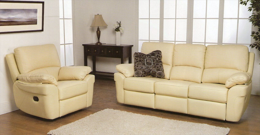 Monzano Range Leather & Match Chairs & Sofa's From