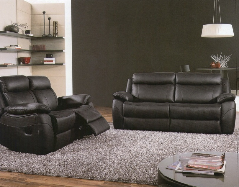 Alessia Range Leather & Match Recliner Chairs & Sofa's From