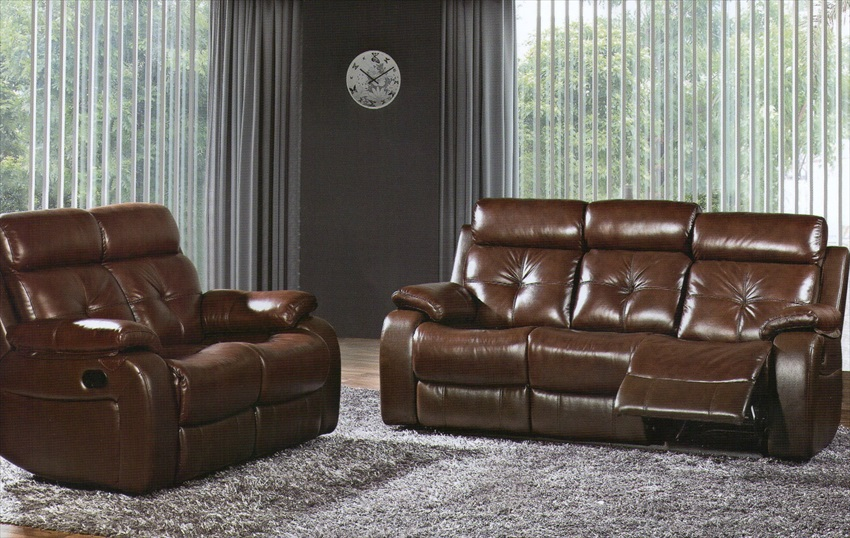 Triesta Range Leather & Match Chairs & Sofa's From