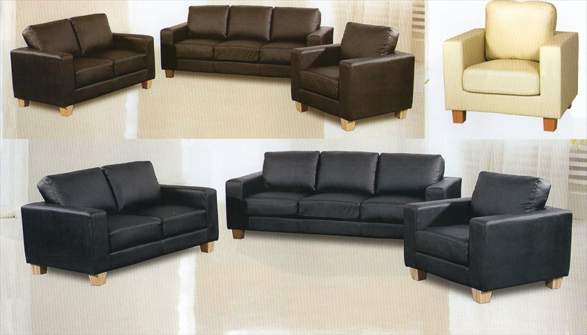 Chesterfield Range From