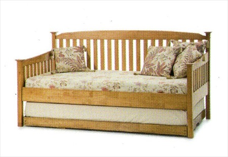 Eleanor Quality Hevea Wood Day Beds From