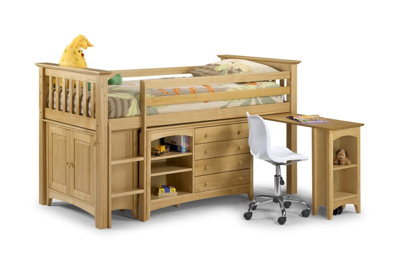 Barcelona Style Pine Sleep Station (Nice Quality)