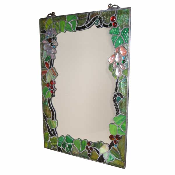 Tiffany style wall mirrors