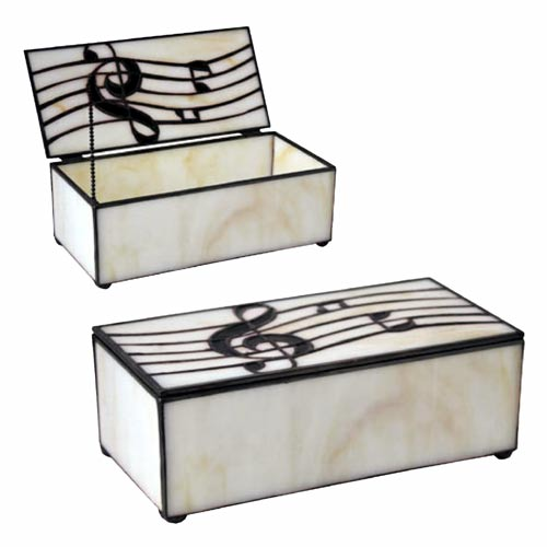 Tiffany style Jewellery Boxes