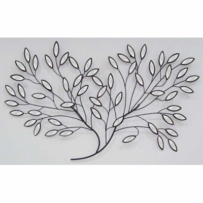 """""MIRROR BRANCH DESIGN"" WALL ART"