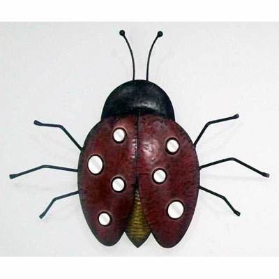 """LADYBIRD DESIGN"" (WALL ART)"