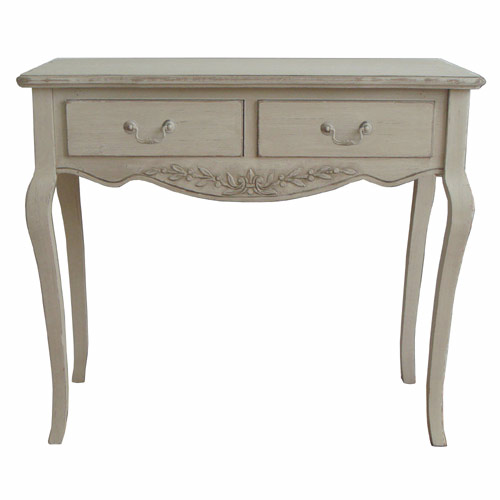 FRENCH STYLE DESK (CREAM) - Click Image to Close
