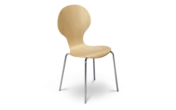 Keeler Dining Chair Maple