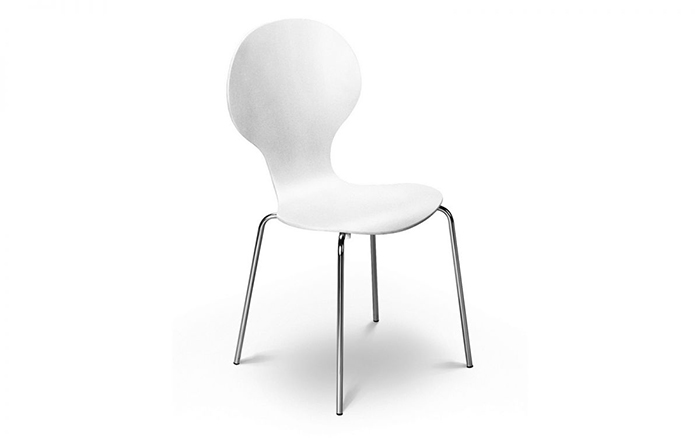 Keeler Dining Chair White