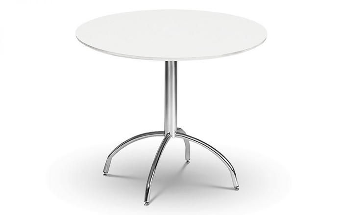 Mandy Table White