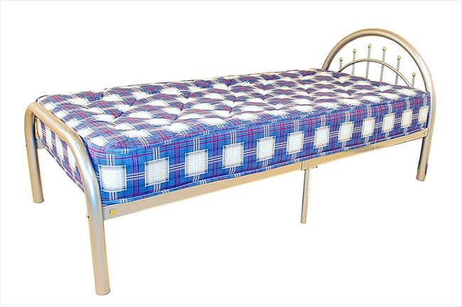 Morning Sun Silver,Black,Blue or White 3' Bedsteads