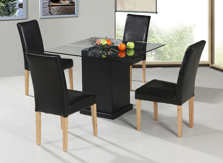 Odessa Table & 4 Chairs