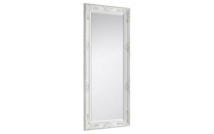 Palais White Lean-to Dress Mirror