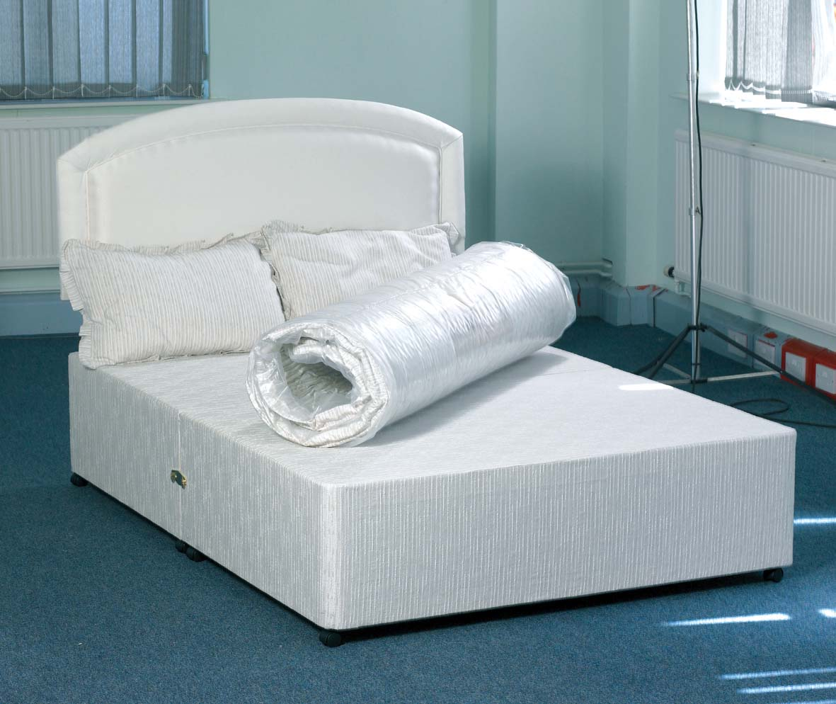 MEMORY FOAM VACUUM PACKED MATTRESSES FROM