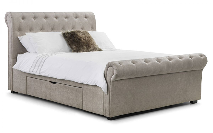 Ravello Storage Bed with 2 Drawers King
