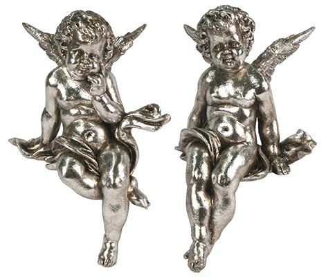 Set of 2 Cherubs
