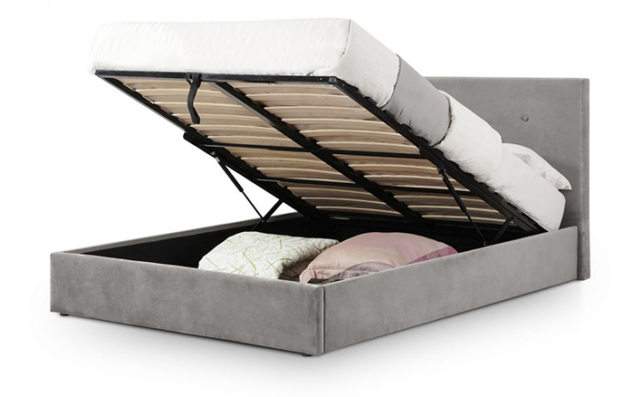 Shoreditch Lift-Up Storage Bed Double