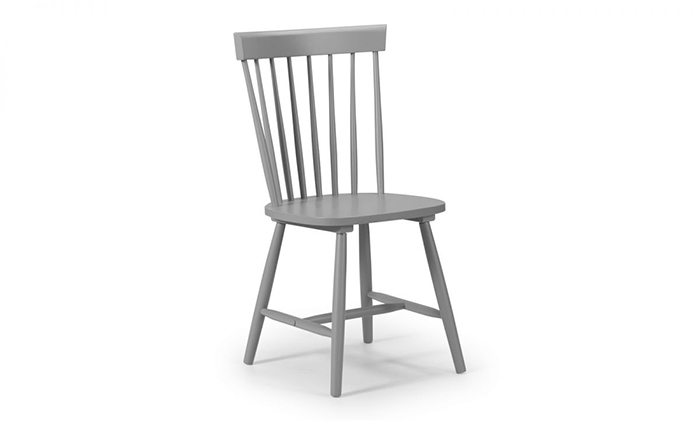 Torino Lunar Grey Dining Chair