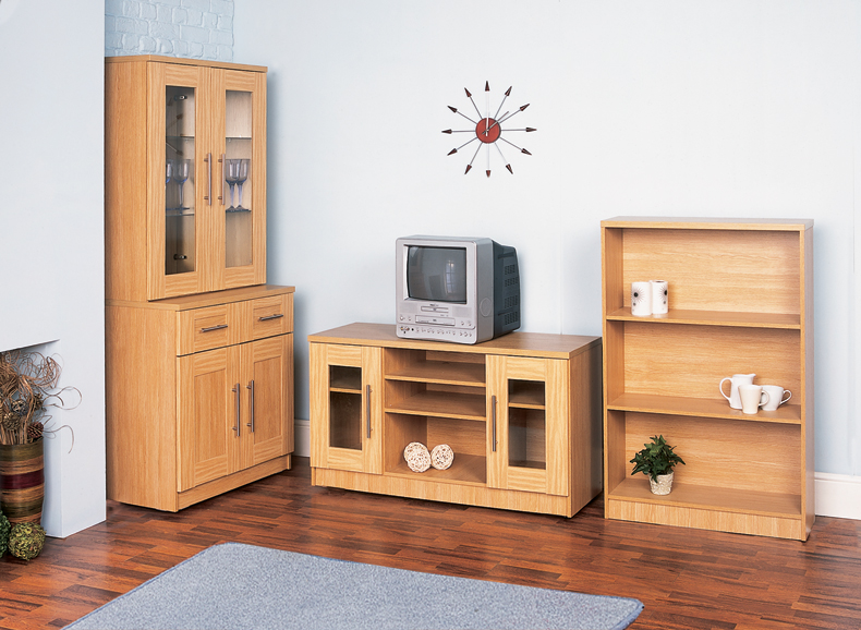 Verona Range of Tv or Hi-Fi Units From