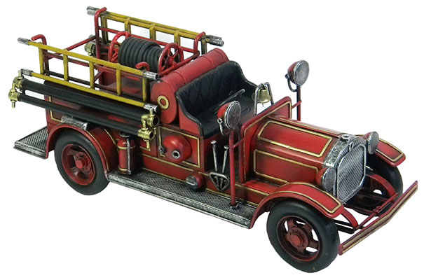 Vintage Repro Fire Truck