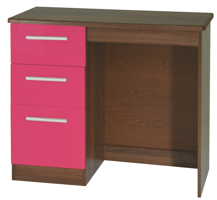 KNIGHTSBRIDGE (HI/GLOSS) 6 DRAWER MIDI CHEST