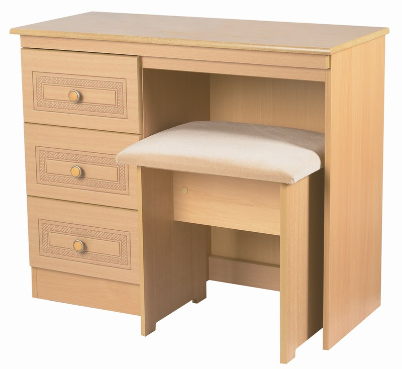 """CORRIB"" RANGE CLOSE UP DRAWER FRONT (BEECH FINISH) - Click Image to Close"