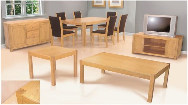 Wingate Table & 6 Chairs